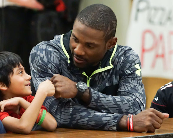 Patrick Petersons Foundation For Success, patrick peterson, prolanthropy
